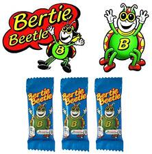 50 X BERTIE BEETLE KIDS CHILDRENS CHOCOLATES HONEYCOMB PARTY LOLLIES SWEETS