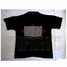VTG DIAMOND D IS DOPE 'NUFF SAID 1992 Stunts Blunts& hip hop 90s DITC reprint