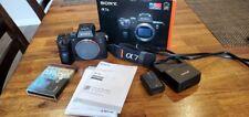 Used Sony a7 III 24.2 MP Mirrorless Digital Camera - Black