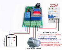 Water Level Detection Sensor Module Liquid Level Controller for Pond Tank Warter