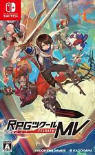 Nintendo Schalter RPG Aussteller Mv Trinity Japan