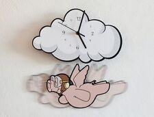 Flying Pig - Pendulum Wall Clock