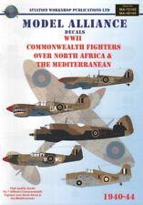 Model Alliance 48195 1:48 RAF & Commonwealth Fighters - Mid-East & Mediterranean