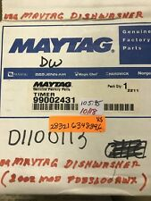 MAYTAG DISHWASHER TIMER 99002431 6 915948FREE SHIPPING
