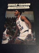 1983 1984 NCAA Basketball Holy Cross Media Guide