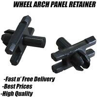 10x CLIPS FOR BMW WHEEL ARCH EXTERIOR PANEL RETAINER MOULDING TRIM 51131804205