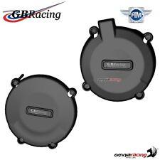 Set completo protezione carter motore GBRacing per KTM Supermoto T990 2010