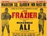 "Muhammad Ali vs  Joe Frazier 8"" x 10"" Photo Cassius Clay Painting Portrait  Art"