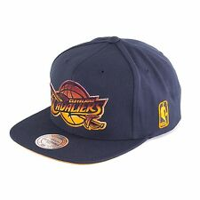 Mitchell & Ness SFUMATURA colore Cleveland Cavaliers Berretto da baseball,Royal,