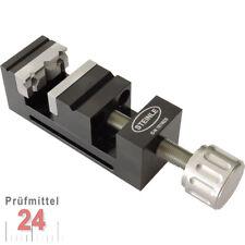 Präzisionsschraubstock Mini Schraubstock Maschinenschraubstock 25 mm NEU TOP