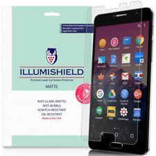 3x iLLumiShield Matte Anti-Glare Screen Protector for One Touch Flash Plus 2