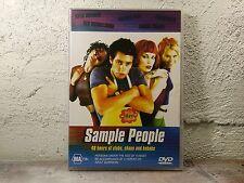 SAMPLE PEOPLE DVD - Australian movie, Kylie Minogue, David Mendelsohn