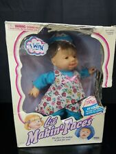 "L'il Makin' Faces ""I Wink"" Doll Irwin Toys"