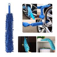FLEXIBLE Mircofibre Noodle Chenille Alloy Wheel Cleaner Car Clean Wash Brush