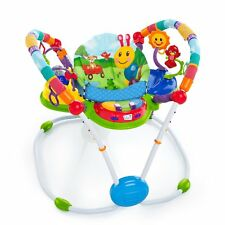 Silla Saltarina Para Bebés Estimulación Motricidad Fina Gruesa Baby Einstein