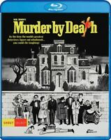 MURDER BY DEATH New Sealed Blu-ray Neil Simon Peter Sellers Peter Falk