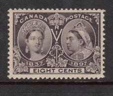 Canada #56 VF+/NH **With Certificate**