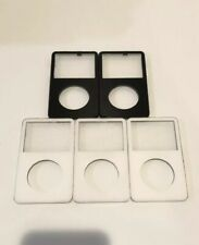 Lot 5x Front Faceplate Housing Cover for Apple iPod Classic 5th Gen 30/60/80GB
