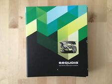 Magix Sequoia 11 music software DAW manual Hardback ring-bound.  Great condition