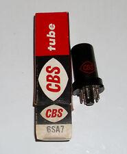 6Sa7 Vintage Electronics Tube Tested Nos