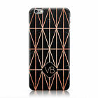 PERSONALISED ROSEGOLD MARBLE/INITIALS MOBILE PHONE CASE FOR APPLE IPHONE 6S PLUS
