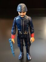 Vintage Bespin Security Guard 1 Star Wars Action Figure 1980 HongKong - COMPLETE
