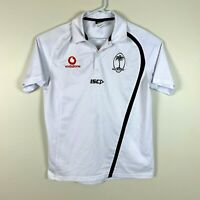 Fiji Rugby Union ISC Polo Shirt Size Men's Large