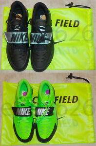 NWOB Nike Zoom Rival SD 2 Track & Field Shot Put Throwing Shoes w/Bag 685134
