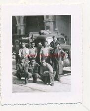 5 x foto, Legión Cóndor, Barcelona, España 1938/39, 03 (n) 19912