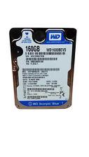 """Western Digital WD Scorpio Blue WD1600BEVS 160GB 2.5"""" SATA I Laptop Hard Drive"""