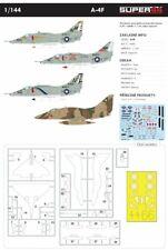 Eduard 1/144 Model Kit 4466 Douglas A-4F Skyhawk SUPER 44
