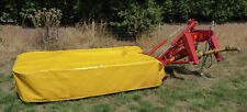 Galfre 8 Foot Disc Mower Great Condition  Field Hay Haylage