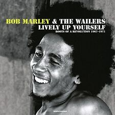 Bob Marley - Lively Up Yourself [CD]