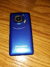 Sylvania Hd1Z Hd Digital Camcorder Rechargeable Battery Hdmi Out