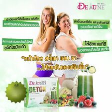 De Tune's Detox Tour de Fontenay's Helping detoxification Natural 10 Sachets