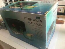 Imagitarium Betta Duo Aquarium Tank