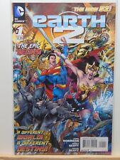 Earth 2 #1 the new 52 D.C. Universe Comics  CB4566