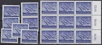 16 NAZI 3rd Reich MNH ROCKET LAUNCHER Stamps!