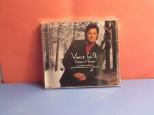 Vince Gill Breath of Heaven: A Christmas Collection Pat Williams (CD, 2001) New