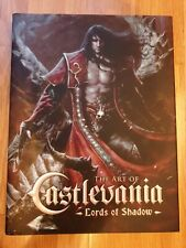 More details for the art of castlevania lords of shadow