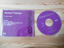 CD Pop Robert Palmer - Know By Now (1 Song) Promo EMI UK