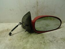 97 98 99 00 01 02 Saturn S Series Coupe Right Side Mirror OEM Maroon