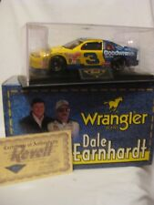 1999 GM Goodwrench/Wrangler #3 Dale Earnhardt 1:24 Diecast Collectible Car