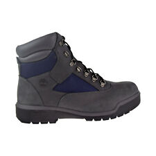 Timberland 6' Men's Field Boots Dark Grey-Blue TB0A1RF5