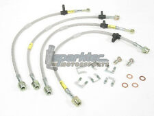 Goodridge G-Stop Stainless Steel Brake Line Kit 08-15 Mitsuibshi Lancer EVO 10 X