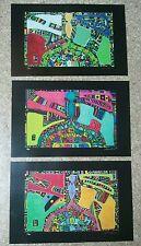 Phish Summer Concert Tour 2014 Posters 3 Pack Southeast phanart Grateful Dead