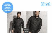 Brave Soul Zip Waist Length Collared Men's Coats & Jackets