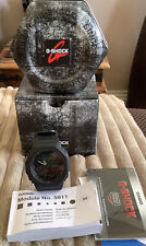 Casio G-shock GA-2100-1A1ER 'casioak' Negro