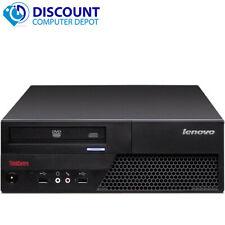 Lenovo Desktop Computer Intel 2.2Ghz 4Gb Dvd Windows 10 Pc