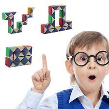 Magic Ruler Shape Changing Cube Puzzle Intelligence IQ Fashion Toy Gift C3